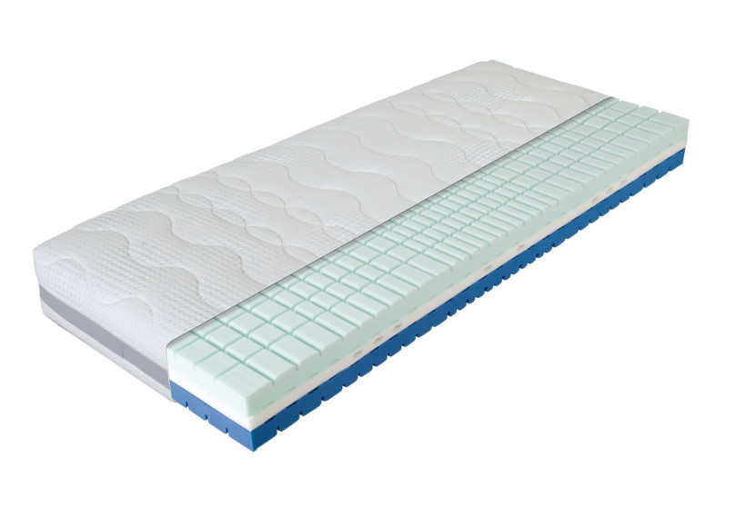LIVA Kaltschaum-Matratze Night Vario Pro KS 180