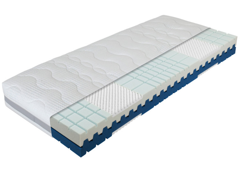 LIVA Kaltschaum-Matratze Night Vario Pro KS 200