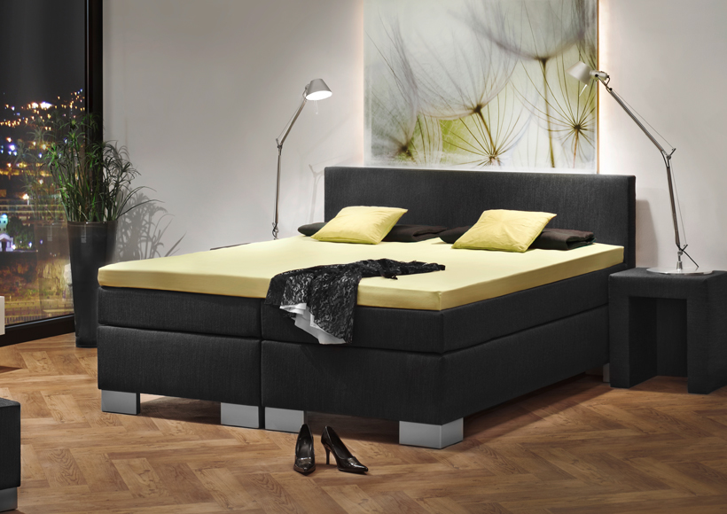 Boxspringbett BOSTON