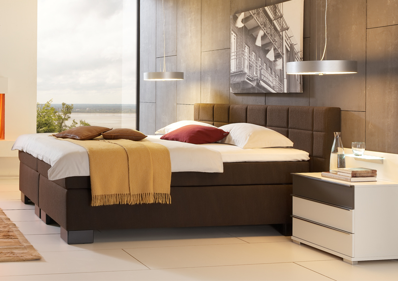 Boxspringbett DALLAS