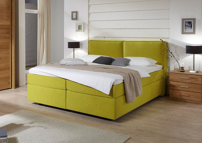 Boxspringbett KANSAS
