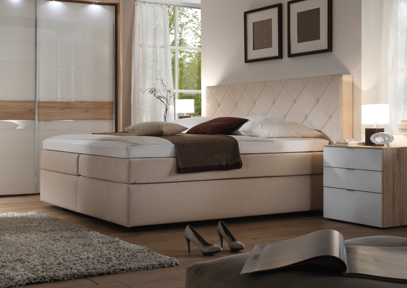 Boxspringbett OHIO